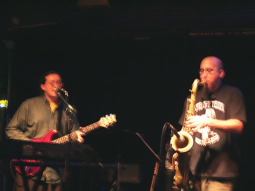 GSBE - Graham & Jeff Coffin